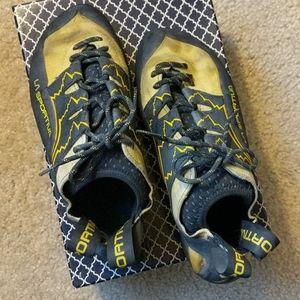 COPY - La Sportiva climbing shoes